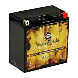 Rechargeable YB16CL-B Jet Ski Battery Replacement for YAMAHA Wave Runner All CC 87-'09