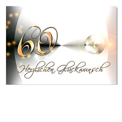 DigitalOase - Tarjeta de felicitación 60 cumpleaños ...