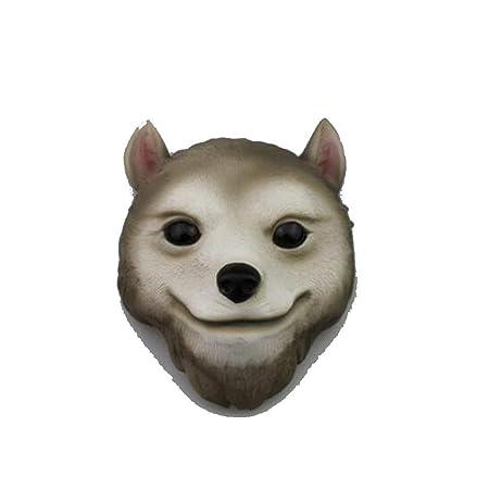 Abenily Juego de Mesa de Alta Gama Werewolf Killing máscara de Resina Fiesta de cumpleaños Bola, A(29 x 19.5 x 23.5) Halloween Fiesta decoración, C(25 * 20 * 12): Amazon.es: Hogar