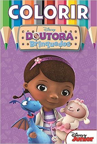 Doutora Brinquedos Colorir Medio Varios Autores 9788533936102