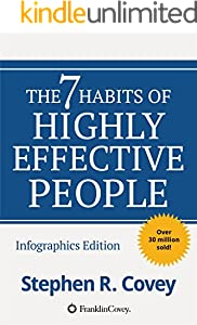 The 7 Habits of Highly Effective People: Powerful Lessons in Personal Change (Edición Kindle con audio/video)