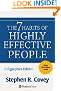 #3: The 7 Habits of Highly Effective People: Powerful Lessons in Personal Change