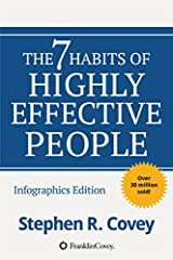 #1 Amazon Best Seller! — Wall Street Journal Best Seller! — Infographics EditionWhat are the habits of successful people? The 7 Habits of Highly Effective People has captivated readers for 25 years. It has transformed the lives of Presidents ...