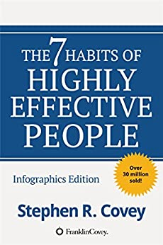 The 7 Habits of Highly Effective People: Powerful Lessons in Personal Change by [Covey, Stephen R.]