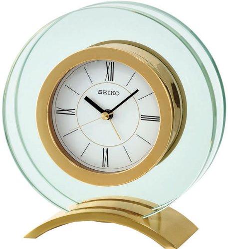 (Seiko Modern Table Clocks QHE057G)