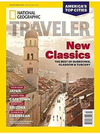 Amazon com: National Geographic Traveler: Kindle Store