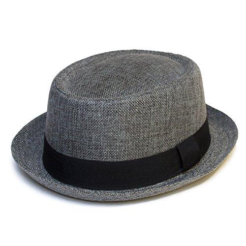 Männer/Frauen/Unisex Sommer Phantasie Kleidung Pork Pie Kappe/Hüte/Mütze Neu