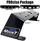 (PROcise Package) 22.5 Dek-it Boat Fish Finder Electronics Mount, 6 Little Hole Cull Keeper Brandon Palaniuk Signature Series, 5 Hole Fishing Tool Keeper Storage Oranizer (Over $179 Value)