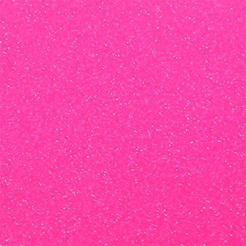 Flex Camiseta de Textil Pantalla para Plotter 5 Unidades DIN A4 – Glitter Neon Pink – Siser g0024: Amazon.es: Jardín