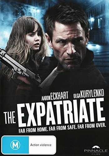 The Expatriate [NON-USA Format / PAL / Region 4 Import - Australia]