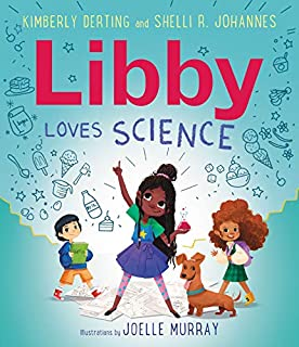 Book Cover: Libby Loves Science