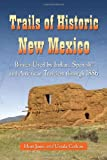 Trails of Historic New Mexico: Routes Used by Indian, Spanish and American Travelers through 1886 by Hunt Janin front cover