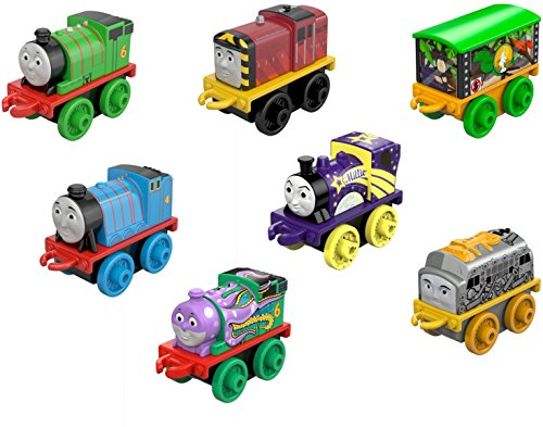 Fisher-Price Thomas & Friends MINIS, #3 (7-Pack)