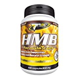 HMB FORMULA CAPS - Best for Muscle Protection & Mass Muscle Gain - 180 Capsules