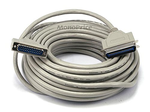 18 Conductor Parallel Printer Cable - 6