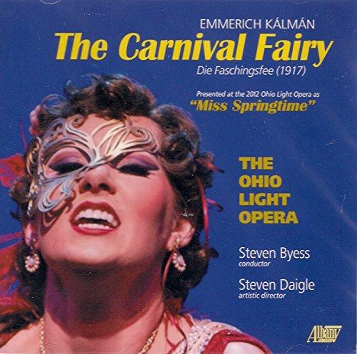 Price comparison product image Emmerich Kalman: The Carnival Fairy