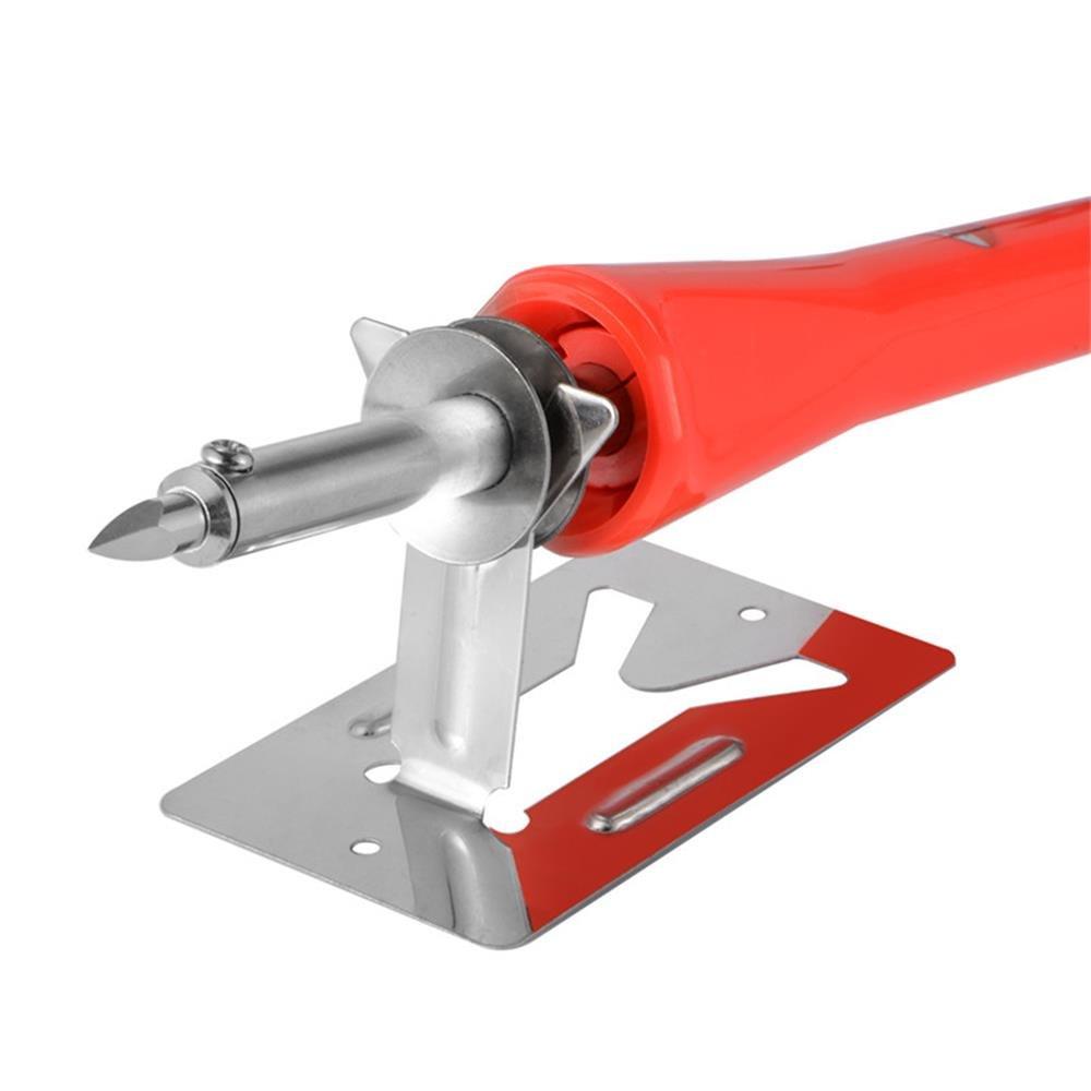 New_Soul Kit de Herramientas para Quemar Madera Pirograbador de Madera Soldador Pirografo Electrico Profesional Para Madera Cuero Escultura Grabado: ...
