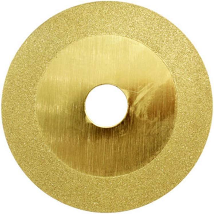 EBILUN Disque de coupe diamant pour pierre jade verre m/étal outil rotatif