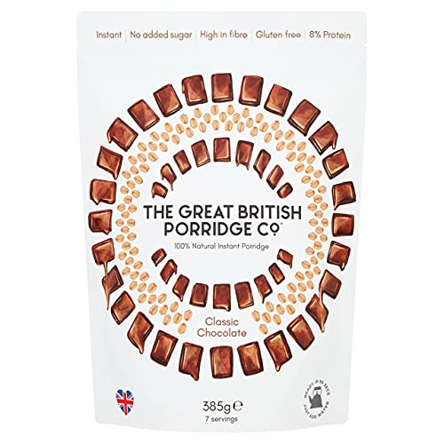The Great British Porridge Klassieke Chocolade Instant Pap