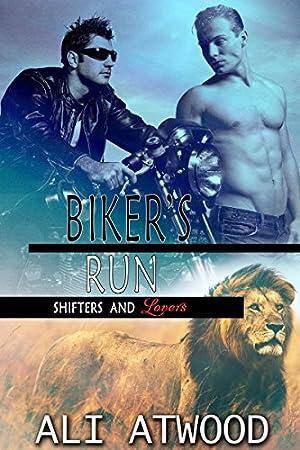 book cover of Biker\'s Run