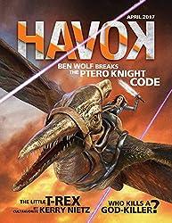Havok Magazine - April 2017: Tyrannosaurus Reads