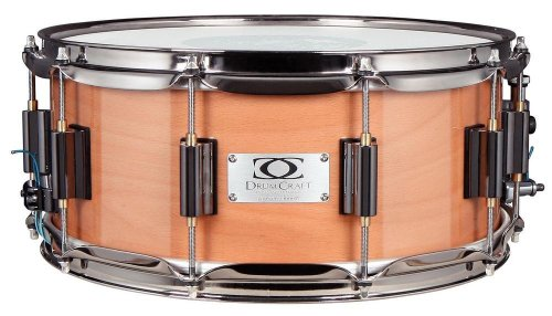 Drum Craft Series 8 DC838385 Lignum 14 x 6 Inches Snare Drum, Beech by Drum Craft