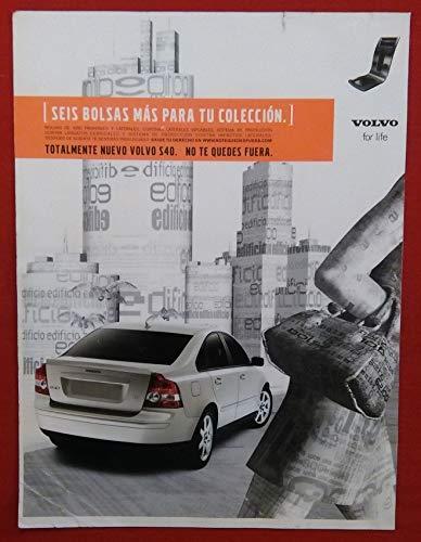 Amazon.com : 2004 VOLVO S40 T5 SEDAN 4-Puertas * [ Seis ...