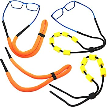 Spolite Adjustable Floating Glasses Strap-Durable & Soft
