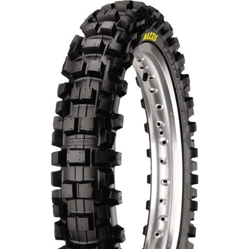 Maxxis M7305 Maxxcross IT Rear Tire - 90/100-16, Tire Type: Offroad, Tire Application: Intermediate, Load Rating: 51, Speed Rating: M, Tire Size: 90/100-16, Rim Size: 16, Position: Rear, Ti (Bike Off Road Tires)