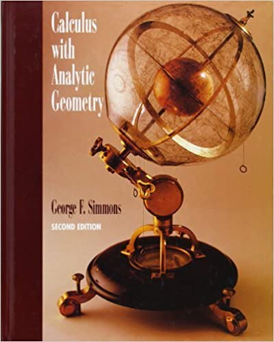 Book Calculus with Analytic Geometry
