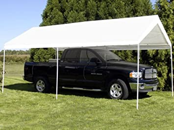 King Canopy Universal Canopy - 10 by 20 -Feet 6 Leg White & Amazon.com : King Canopy Universal Canopy - 10 by 20 -Feet 6 Leg ...