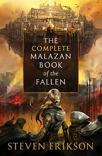 The Complete Malazan Book of the Fallen (Malazan Series)