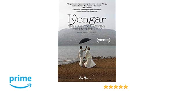 Amazon.com: Iyengar: The Man, Yoga, and the Students ...