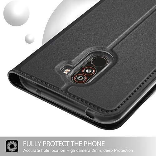 Das Beste Smart Fall Für Xiaomi Pocophone F1 Nillkin Qin Serie Flip Abdeckung Pu Leder Fall Für Xiaomi Poco F1 Smart Wake Up Schlaf Fällen GroßEr Ausverkauf Handytaschen & -hüllen