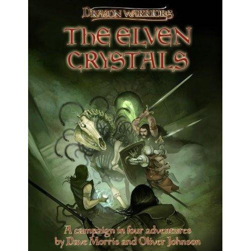 - The Elven Crystals (Dragon Warriors)