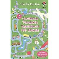 Etkinlik Kartları Çocuklarla Yolculukta Yapılabilecek 100 Etkinlik