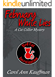 February White Lies: A Cat Collier Mystery
