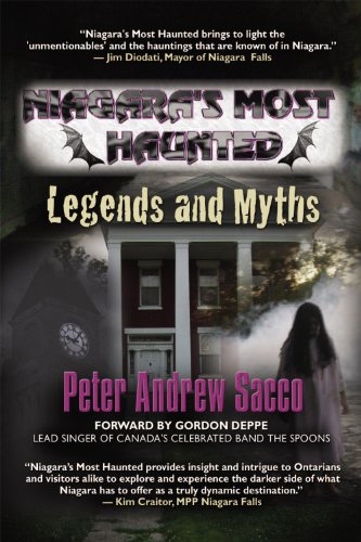 Niagara's Most Haunted by [Sacco, Peter]