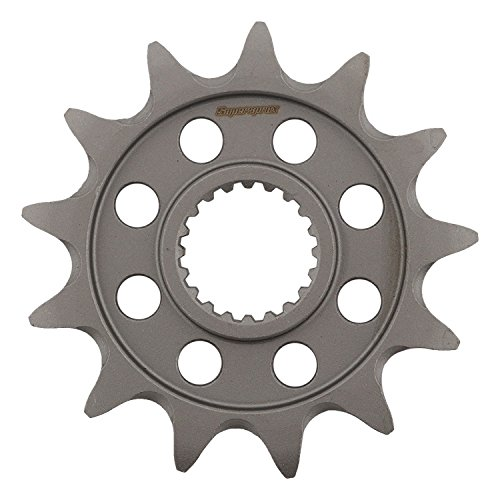 Supersprox CST-1590-13-1 Front Sprocket For Yamaha WR 250 R Dual Sport 08 09 10 11 12 13 14 15 16 17, WR 250 X Supermoto 08 09 10 11, YZ 250 F 01 02 03 04 05 06 07 08 09 10 11 12 13 14 15 16 17