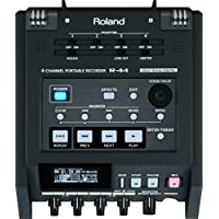 Roland R-44 Solid State 4 Channel Portable Field Recorder