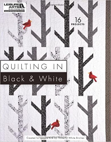 Quilting in Black & White (Dynamic Resource Group)