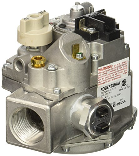 Robertshaw 700-059 Gas Valve, Slow Opening, 720,000 BTUH ()