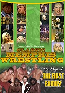 Classic Memphis Wrestling - Best of the First Family DVD
