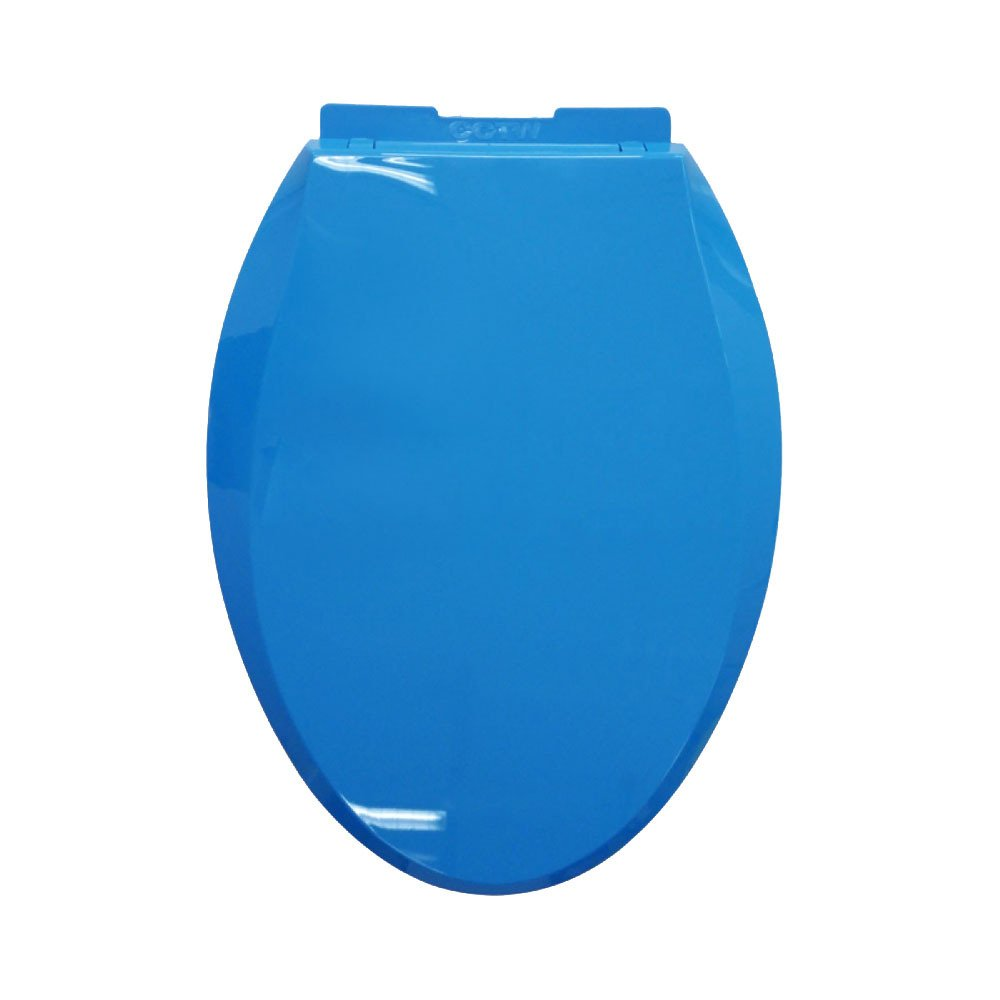 blueev45-4835 MMKJ Glittering Toilet Seat   Wide Choice Of Toilet Seats Surface   Stable Hinges,YellowV45-48  35CM