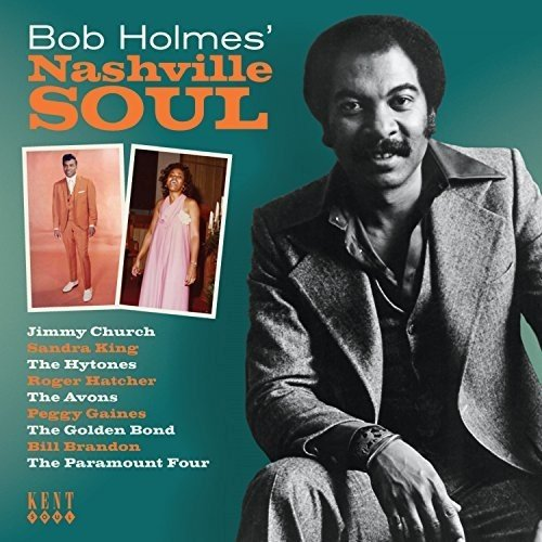 VA - Bob Holmes Nashville Soul - CD - FLAC - 2017 - NBFLAC Download