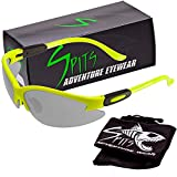 Best Safety Glasses With Photochromic Colors - Spits Cougar PHOTOCHROMIC Safety Glasses - Lemon Peel Review
