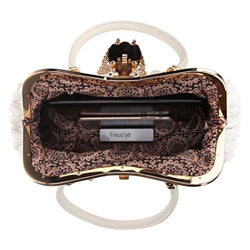 f3d4c29897ab Fawziya Tassel Butterfly Handbags For Women With Chain Straps Pu ...