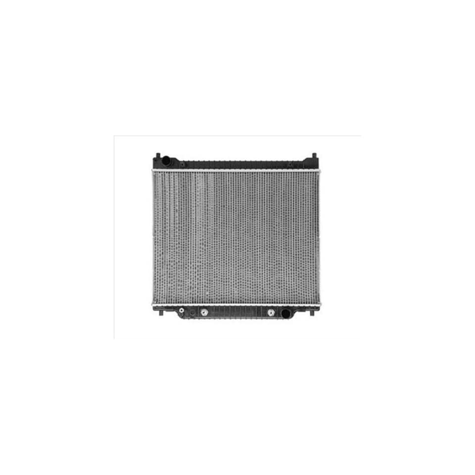 OE Replacement Ford Econoline Radiator (Partslink Number FO3010171)
