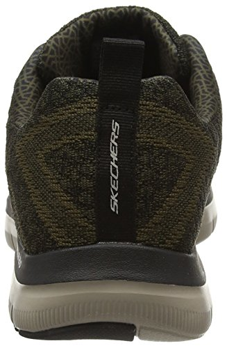 Size Flex Skechers Point 0 2 Green Golden Shoes 41 Advantage w1A5HAqn8g