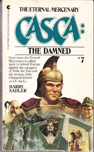 Casca #07: The Damned